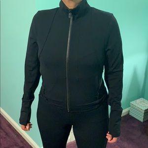 Lululemon Cropped Jacket Black 8